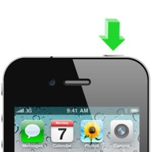 Ремонт кнопки включения (on/off) iPhone