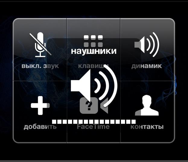 iphone 4, разговорный динамик