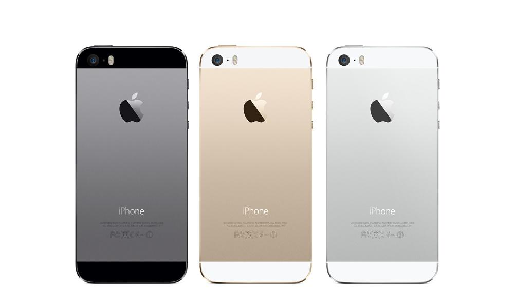 iphone 5s галерея