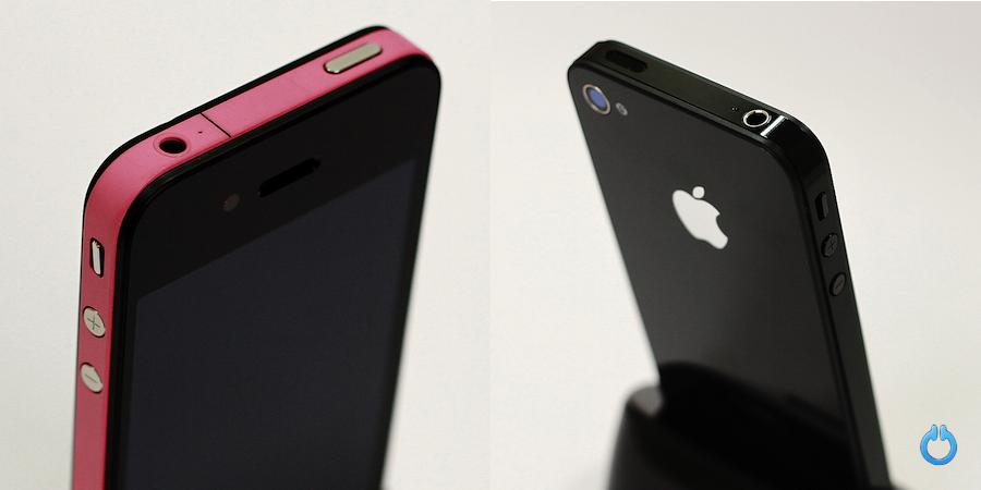 замена рамки, айфон, iphone