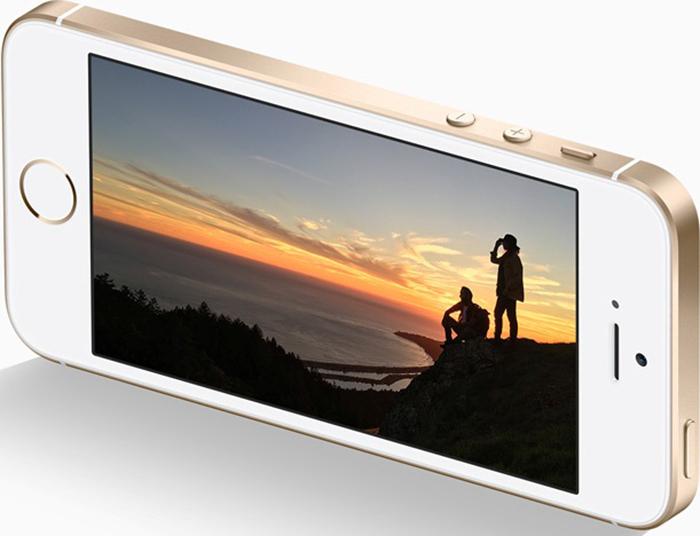 Особенности iPhone 5SE