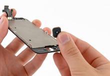 замена динамика, iPhone 5s