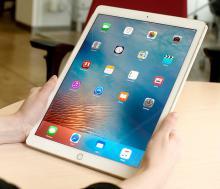 Начался предварительный заказ на iPad Pro 9.7