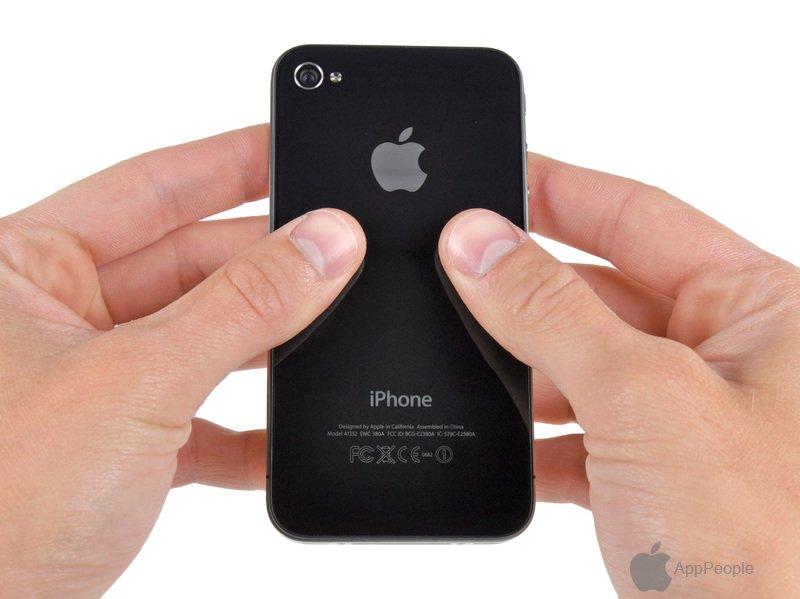 Замена задней камеры iPhone