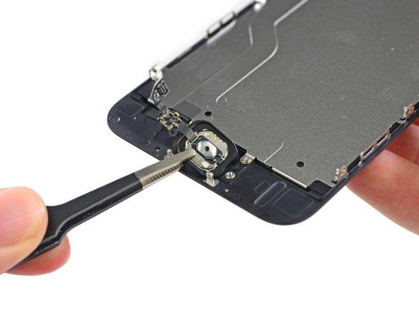 Ремонт кнопки HOME iPhone 6