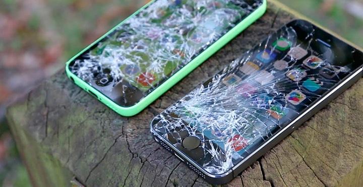 где заменить стекло на iphone