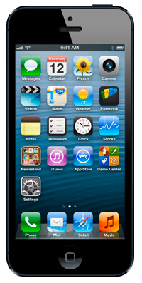 Ремонт iPhone 5 в Москве