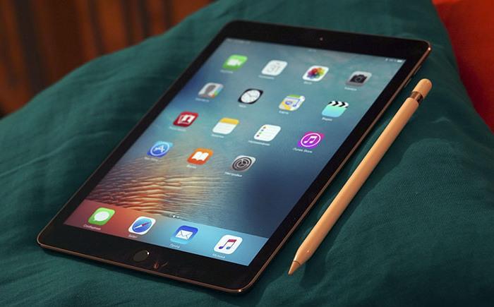 Обзор нового планшета от Apple Pro 9.7