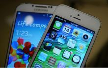 Сравнительный тест Galaxy S4 и iPhone 5