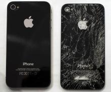 iphone 4, задняя крышка