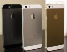 минусы модели iphone 5s