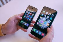 прошивка iphone 6 и прошивка iphone 6 (plus)