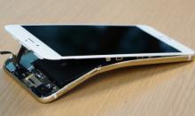 замена задней крышки, iPhone 6, iPhone 6 Plus
